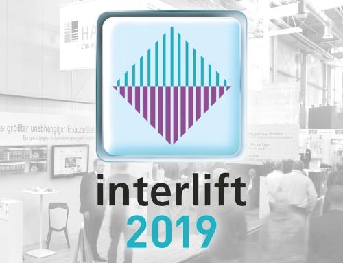 Interlift 2019 – Unbedingt vorbeikommen!