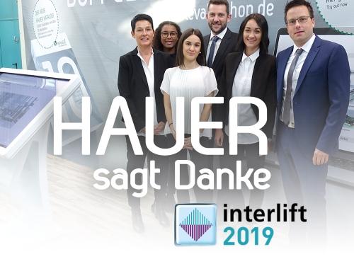 Interlift 2019 in Augsburg: Messe-Erfolg mit Doppel-Premiere